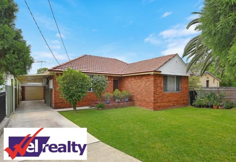 Charming Brick House in Quiet Suburbia Strathfield