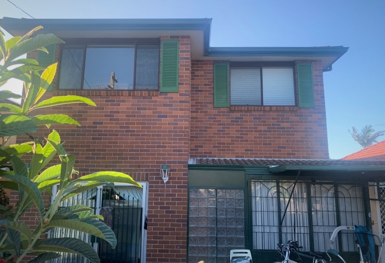 Great investment potential: Two storey home plus granny flat