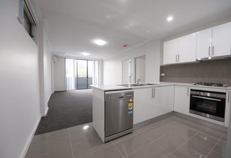 Deposit taken Close to Parramatta brand new 2bm apartment