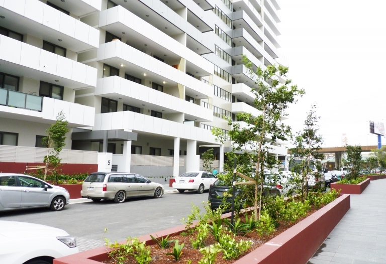 Leased  Strathfield /Homebush brand New 2bm apartment for rent