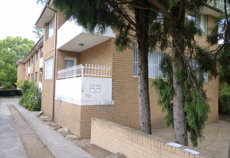 Have been leased Auburn SUNNY 2 BEDROOM UNIT!